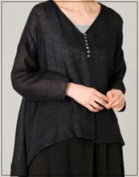 あなたの番です[3話]原田知世の衣装!ワンピースやブラウスにネックレス