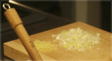 きのう何食べた?[5話]レシピ!シロさんの肉みそあんかけチャーハン