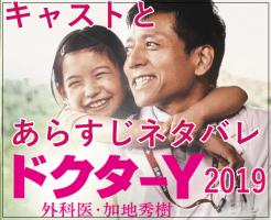 ドクターY・2019テレビ放送のキャストとあらすじネタバレ!隠し子が?