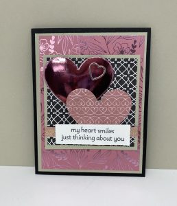 Day Four of our Seven Days of Valentines Cards