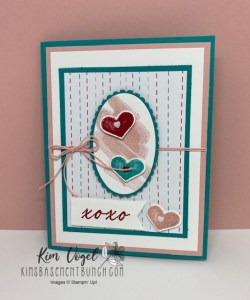 Seven days of Valentine's day cards – Day 1