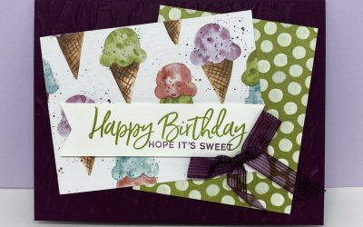 Sign up for Ice Cream Corner Zoom Class – March 20th