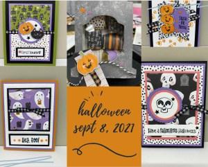 Facebook Live REPLAY – September 9th – Halloween FUN!