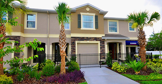 New DR Horton Homes in The Cove At Avelar Creek In Riverview Florida