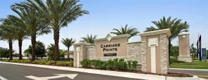 Carriage Pointe Gibsonton Florida Location, Location, Location New Homes