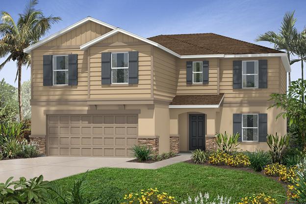 33584 New Home Communities Seffner Florida