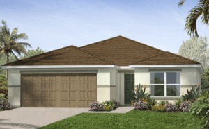 Ibis Cove At South Fork Riverview Florida New Homes Community