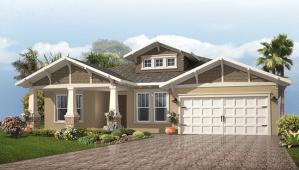 WaterSet New Homes Apollo Beach Florida