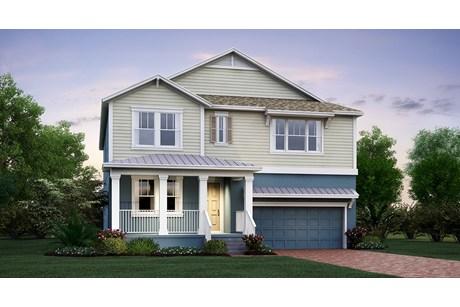 Ruskin Florida New Homes Communties