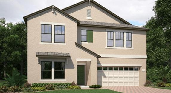The-Oaks-at-Shady-Creek/Harwich 3,777 sq. ft.5 Bedrooms 3.5 Bathrooms 1 Half bathroom 3 Car Garage 2 Stories  Riverview Florida