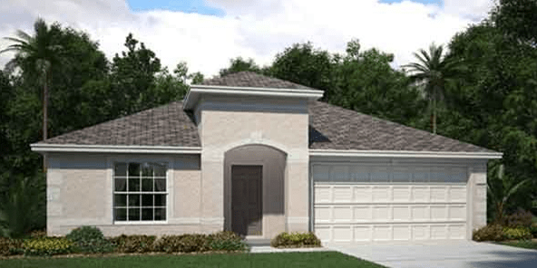 Lennar Homes Ballantrae Riverview Florida