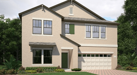 Lennar Homes The Oaks at Shady Creek Riverview Florida