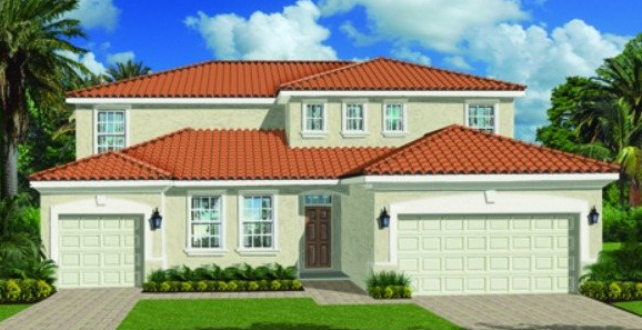 Lennar Homes River Strand Golf & Country Club Bradenton Florida