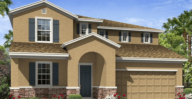 Bougainvillea Place Ellenton Florida New Homes Community