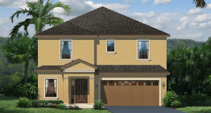 Osprey Landing New Homes in Ruskin Florida by Ryan Homes