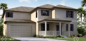 Read more about the article South-Fork-Stillwater-At-South-Fork The Brandywine 4,259 sq. ft. 6 Bedrooms 4 Bathrooms 3 Car Garage 2 Stories Riverview Florida