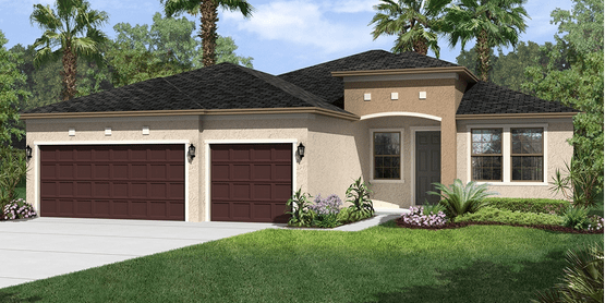 New Homes & Communities – Riverview Florida