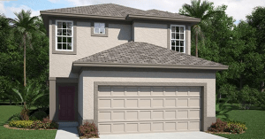 Belmont/Belmont-Manors The Hemingway 2,574 sq. ft. 5 Bedrooms 3 Bathrooms 2 Car Garage 2 Stories Ruskin Florida