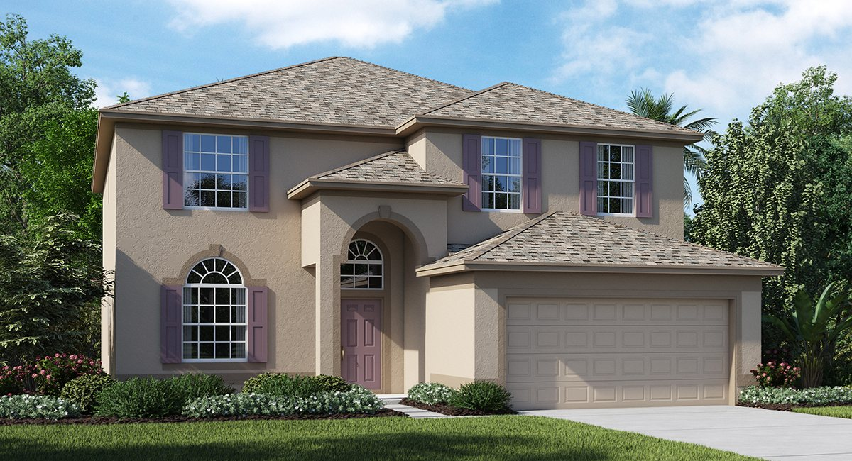 New Home Communities Land O' Lakes Florida