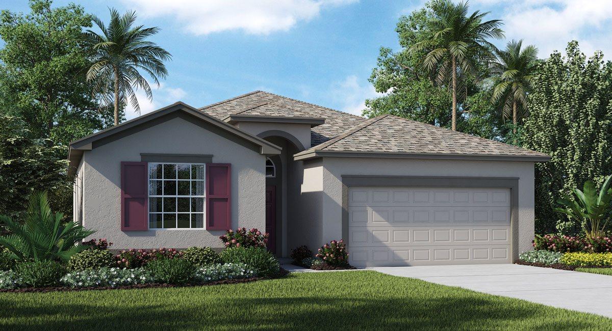 New Home Communities Land O' Lakes Florida