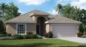 Vista-Palms/Vista-Palms-Estates/The Normandy 1,909 sq. ft. 4 Bedrooms 3 Bathrooms 2 Car Garage 1 Story Wimauma Fl