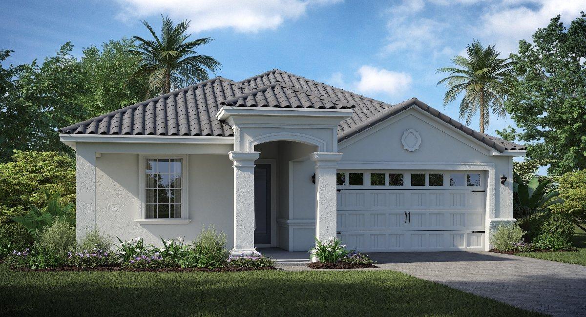 ChampionsGate Florida/The Mashpee 1,738 sq. ft. 3 Bedrooms 2 Bathrooms 2 Car Garage 1 Story