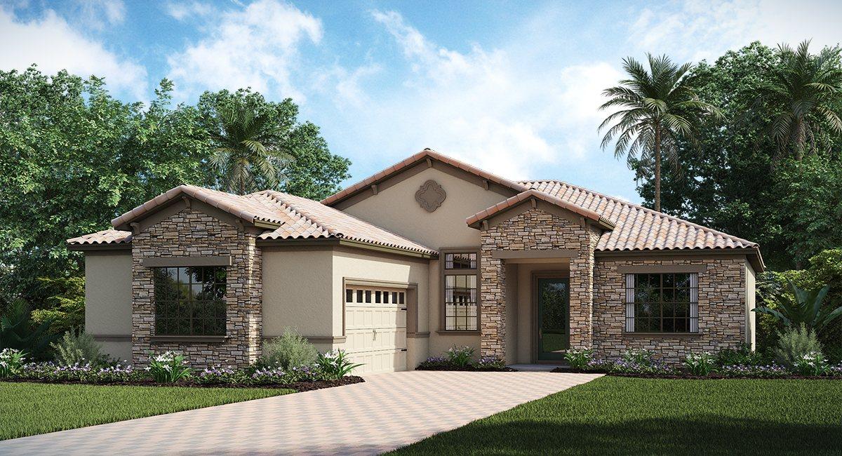 ChampionsGate Florida/The Muirfield Grande 3,749 sq. ft. 4 Bedrooms 4 Bathrooms 2 Car Garage 2 Stories
