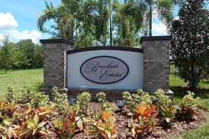BROOKSIDE ESTATES NEW HOMES BRADENTON FLORIDA