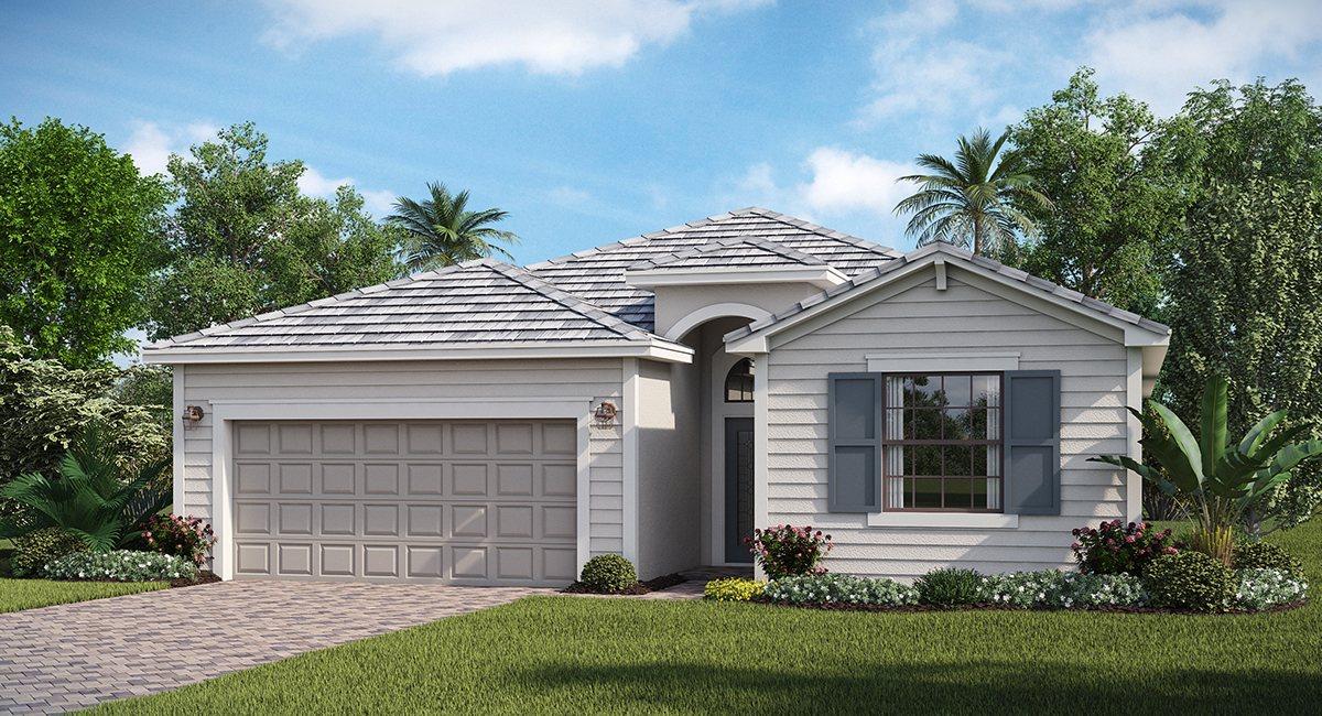 Copperlefe Subdivision Bradenton Florida New Homes Community