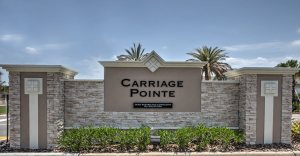 Carriage Point South Riverview Florida New Homes Community