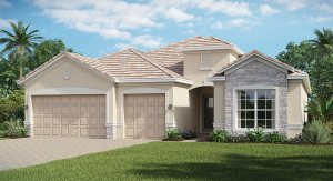 Polo Run: The Summerville II Lennar Homes Lakewood Ranch Florida New Homes Communities