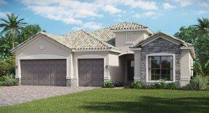 Copperleaf: The Summerville II Lennar Homes Bradenton  Florida New Homes Communities