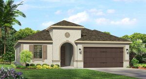 Estancia at Wiregrass Santeri Villas By Lennar Homes | New Homes for Sale | Wesley Chapel Florida
