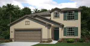 The Mayflower Model Tour  Lennar Homes Riverview Florida