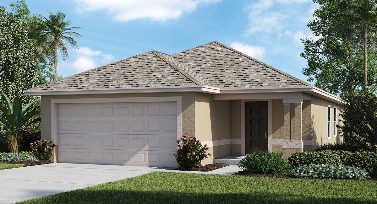 The St. Moritz Model  By Lennar Homes Riverview Florida Real Estate | Ruskin Florida Realtor | New Homes for Sale | Tampa Florida