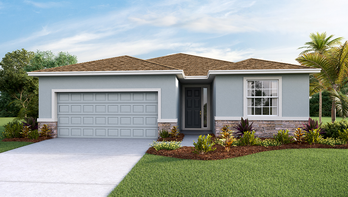Southshore Bay | South Hillsborough Active Adult Single-family homes and Villas from the upper $100s