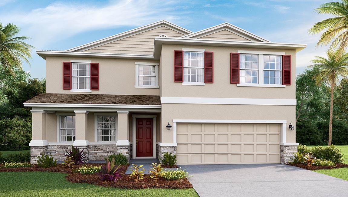 DR Horton Homes | The Preserve Odessa Florida Real Estate | Odessa Realtor | New Homes for Sale | Odessa Florida