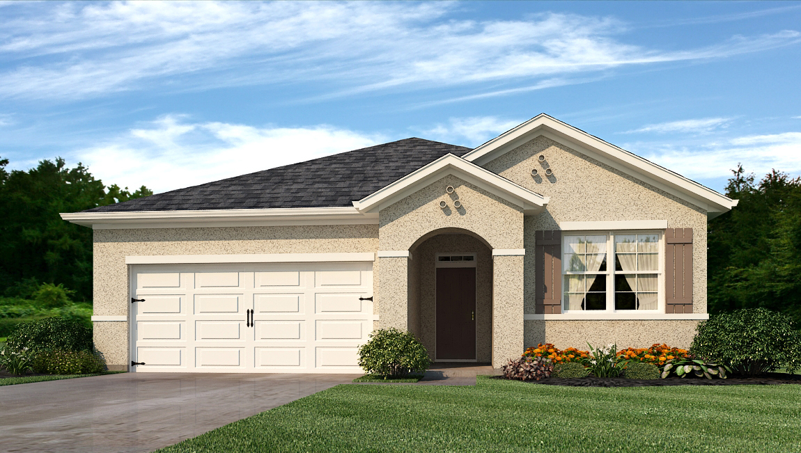 Cypress Creek New Home Community Sun City Center Florida