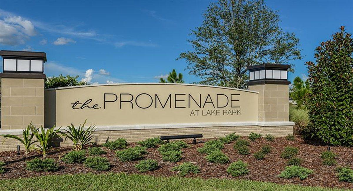 Promenade at Lake Park Lutz Florida Real Estate | Lutz Realtor | New Homes for Sale | Lutz Florida