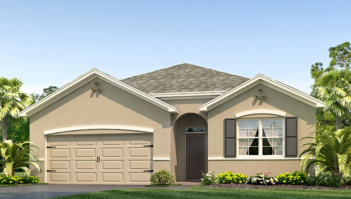 New Home Community Thonotosassa Florida