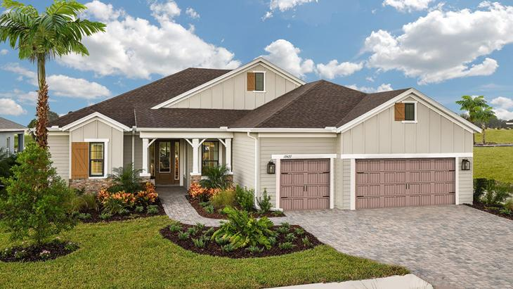 Canoe Creek Parrish Florida Real Estate | Parrish Florida Realtor | New Homes for Sale | Parrish Florida New Communities