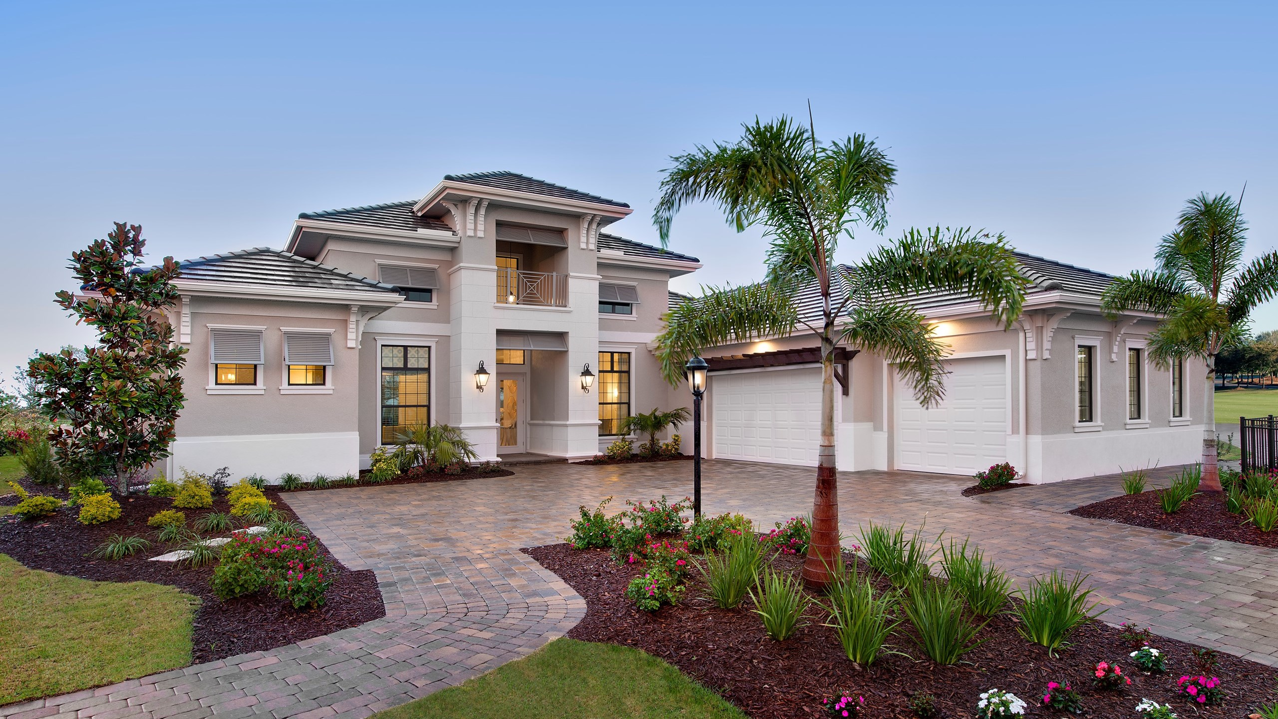 Esplanade Golf & Country Club New Home Community Lakewood Ranch Florida