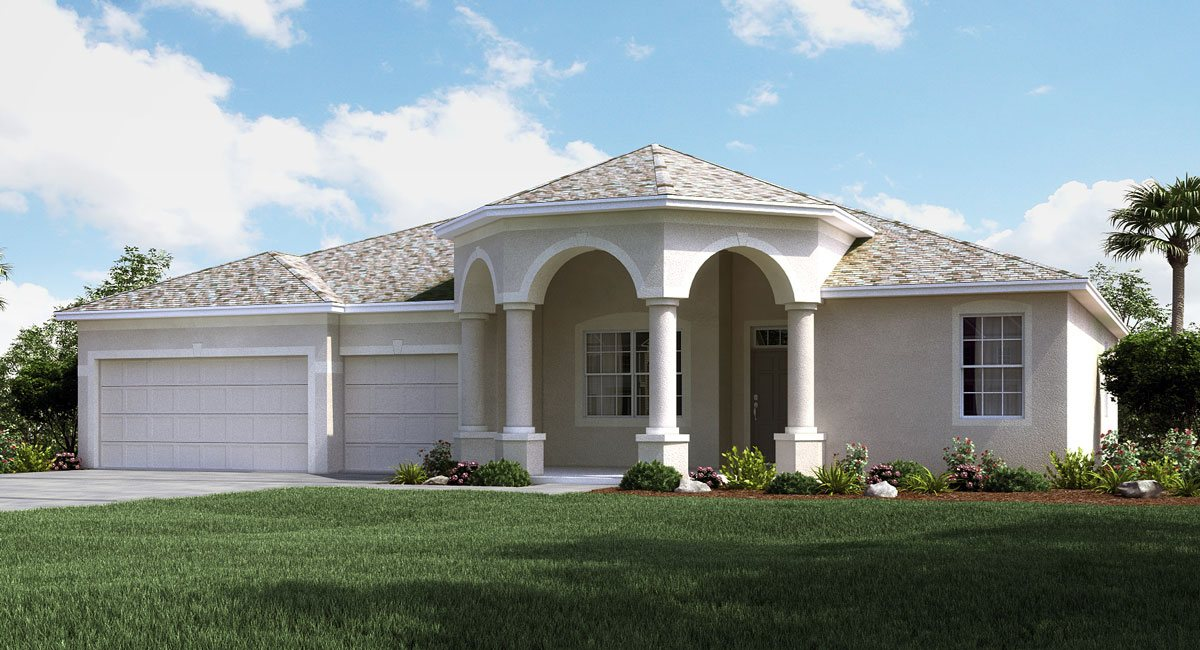 The Doral II Model Lennar Homes Riverview Florida Real Estate | Ruskin Florida Realtor | New Homes for Sale | Tampa Florida