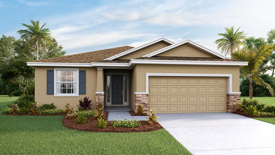 Read more about the article DR Horton Homes | The Laurel 1,844 square feet 3 bed 2 bath 1 story 2 car  | Brooker Ridge Brandon Florida Real Estate | Brandon Realtor