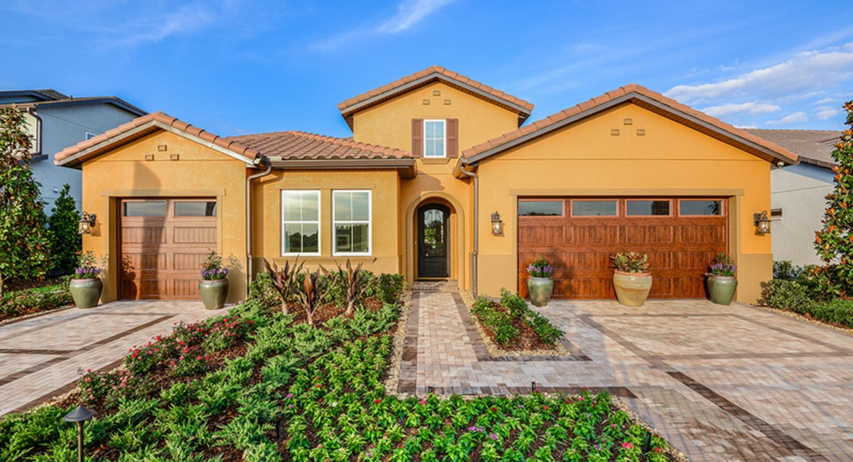 Read more about the article Monterey Grand Waterside New Home Community Lutz Florida