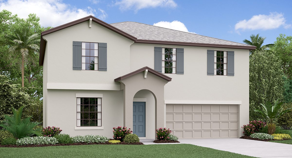 The Providence Model Lennar Homes Riverview Florida Real Estate | Ruskin Florida Realtor | New Homes for Sale