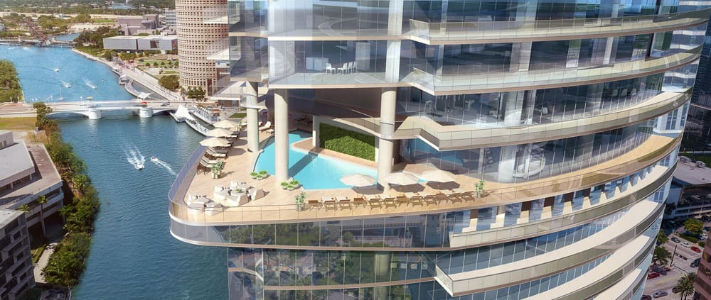 Riverwalk Place Down Tampa Florida Real Estate | Down Town Tampa Realtor | New Condominiums for Sale | Down Town Tampa Florida