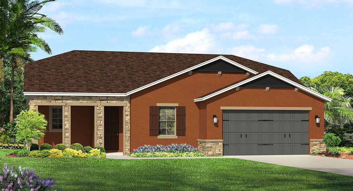 The Armstrong Homes Riverview Florida Real Estate | Ruskin Florida Realtor | New Homes for Sale | Tampa Florida
