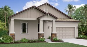 The New Jersey Model Tour  Lennar Homes CrestView Lake  Riverview Florida