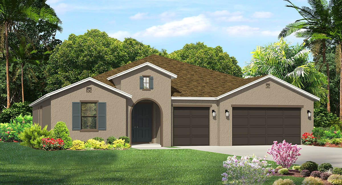 The Waterford Homes Riverview Florida Real Estate   Ruskin Florida Realtor   New Homes for Sale   Tampa Florida